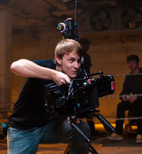 ASU Video Shoot